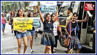 100 Shehar 100 Khabar: Mumbai: Shorts Protest Over College Dress Code