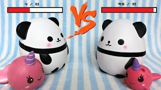 Download Real vs Knockoff Squishies! Which one is better? Video