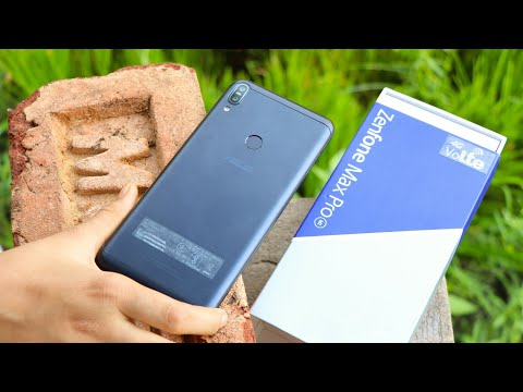 ASUS ZENFONE MAX PRO M1 UNBOXING + REVIEW Video in Nature ✅ You Can Buy On FLIPKART