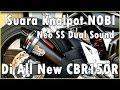 Download Video Suara Knalpot NOBI Neo SS Dual Sound Di All New CBR150R 2016 3GP MP4 FLV