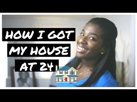 Buying My First House at 24 years old | Single Mom Space