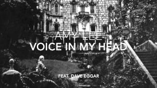 Amy Lee  Voice In My Head  Aftermath Feat Dave Eggar