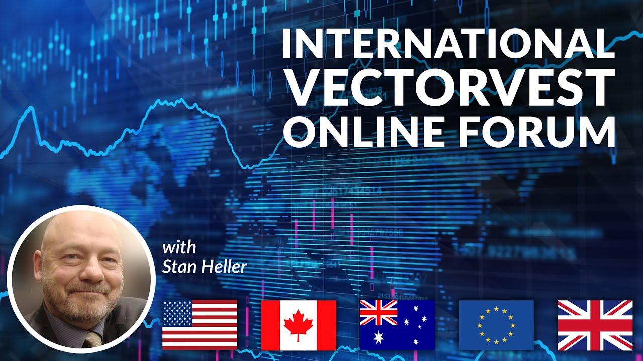International VectorVest User Group Forum - March 2021 | VectorVest