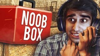 NOT THE NOOB BOX! - GMOD DEATH RUN