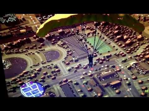 Saut en parachute gta4