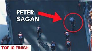 Peter Sagan | Top 10 Finish 2017
