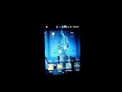 Customized Samsung galaxy y duos gt-s6102
