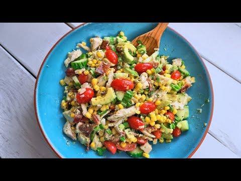 Easy Avocado Chicken Salad | Episode 146