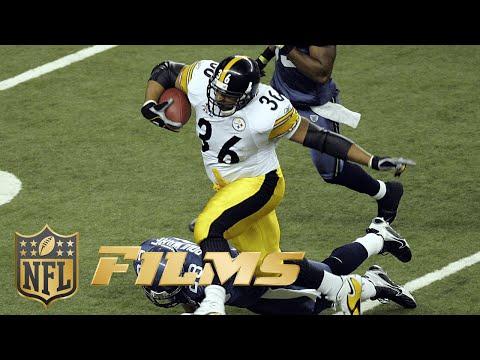 Jerome Bettis: His Bittersweet Super Bowl XL | A Football Life | NFL
