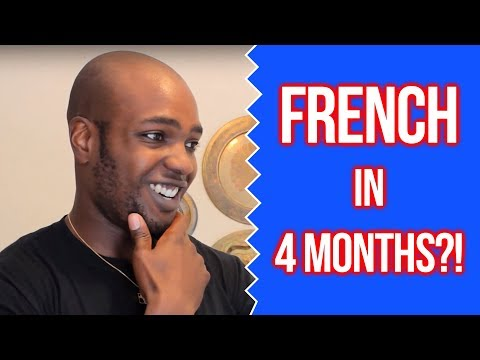 I Learned French in 4 Months!