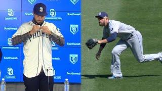 MLB.com FastCast: Hosmer arrives in San Diego - 2/20/18