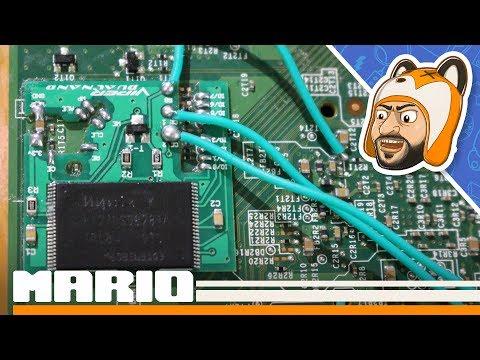 How to S-RGH & Dual NAND a Xbox 360 Slim (Trinity) - X360ACE V3 & Viper Dual NAND Tutorial