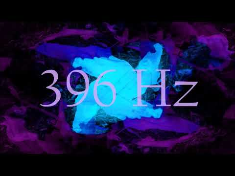 Solfeggio 396 Hz Frequency Meditation | Liberating Guilt and Fear