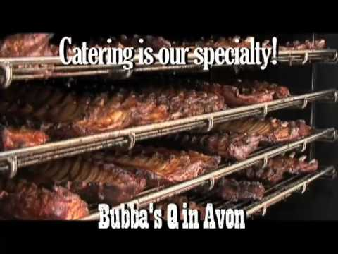 Bubba's Q in Avon, Ohio - Home of the D-Boned Baby Back Ribs