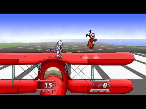 Super Smash Bros Crusade - Unlocking Duck Hunt