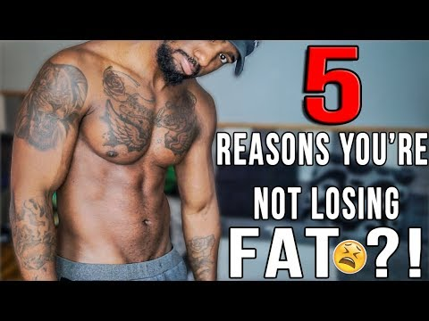 5 Ways To Burn Body FAT And Lose Weight FAST !