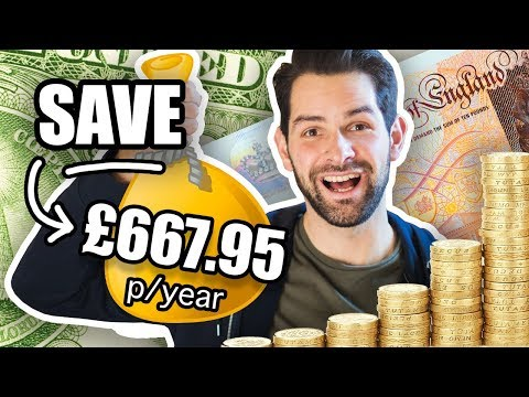SAVE $/£667.95 per year WITHOUT EVEN REALISING!