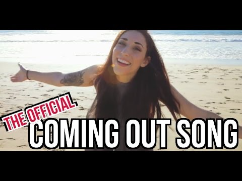 COMING OUT - THE OFFICIAL SONG