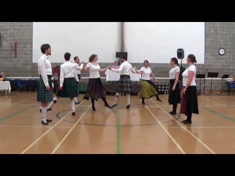 Newcastle SCD festival 2016 - German mixed team 1: The Music Makars