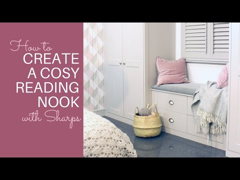 How to create a cosy reading nook | Growing Spaces