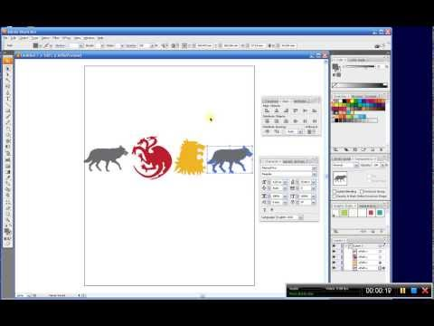 make Flash animation in Illustrator using only 4 shapes