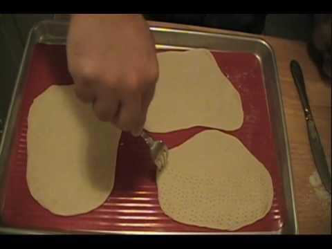 Matzah (Unleavened Bread)