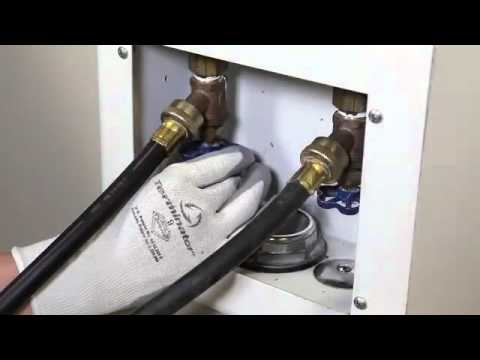 Front Load Washer Hot/Cold Inlet Hoses