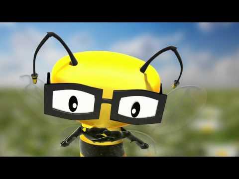 Bees help pollinate foods we need.