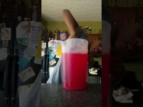 How to make kool aid (tropical punch)