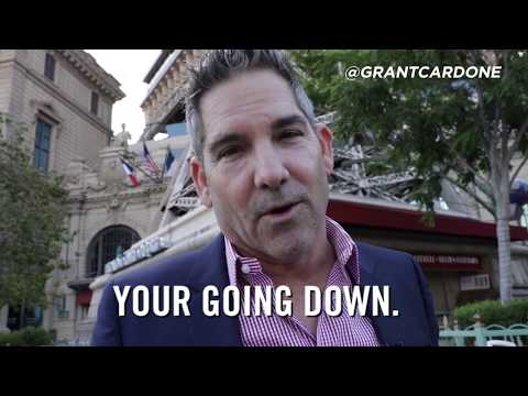 Success Tips That Made Me a Millionaire - Grant Cardone