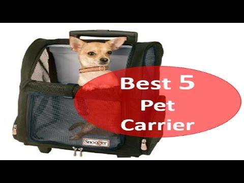 Best 5 Travel Pet Carrier | Best Travel Pet Carrier Reviews | Best Rated Travel Pet Carrier