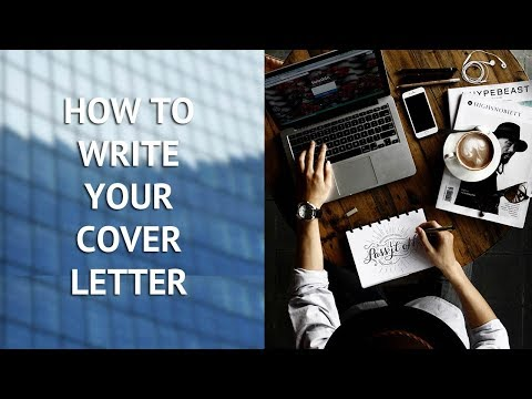How to Write a Cover Letter... Or Should You?