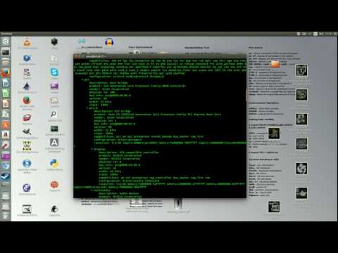 Find your hardware info on Linux