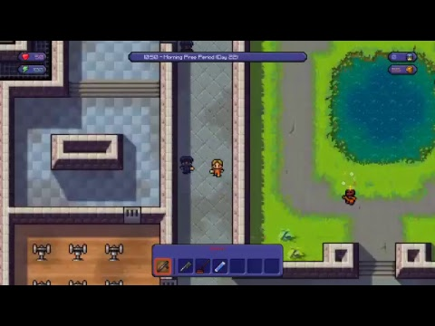 The Escapists: Getting a better job