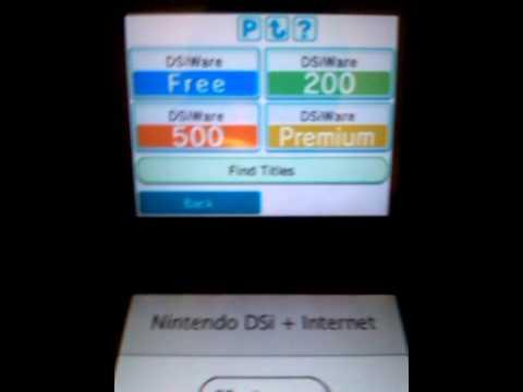 Cómo conectar  a internet la Nintendo DSi o DSiXL