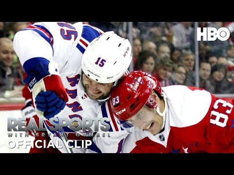 Concussions In The NHL | Real Sports w/ Bryant Gumbel | HBO