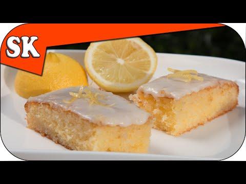 How to make Lemon Drizzle Cake  - Easy Pound Cake Version