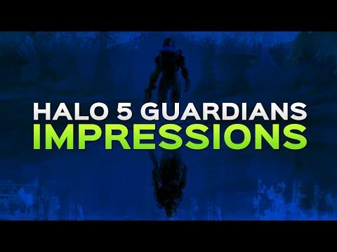 Halo 5: Guardians Impression