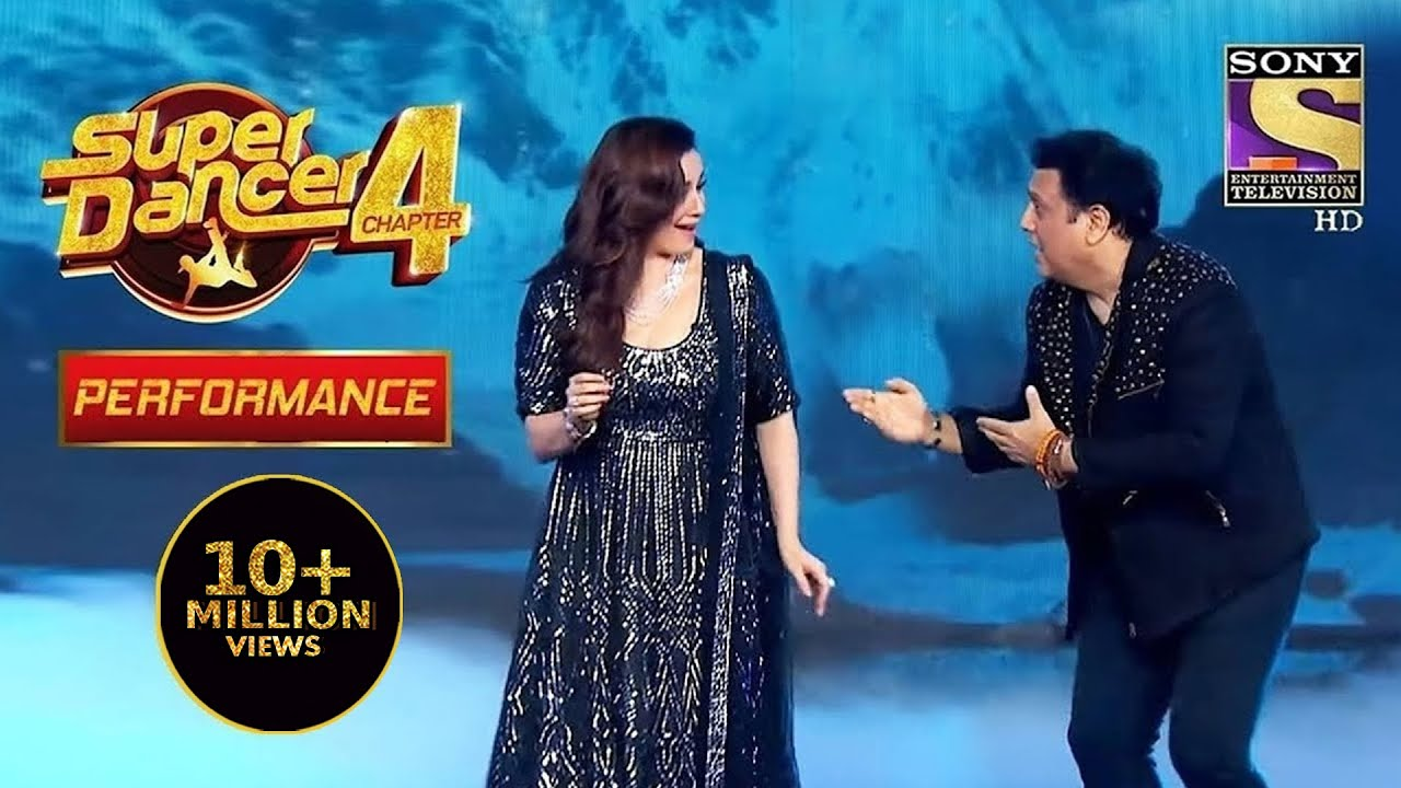 Download Govinda और Neelam Ji ने जीता सबका दिल   Super Dancer 4   सुपर डांसर 4 MP3 Gratis