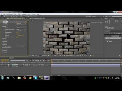 Shatter Effect - After Effects Tutorial