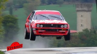 Rally Legend 2016 [HD] Best moments | Mistakes | Sideways | Crash & Show by FTT-Rally