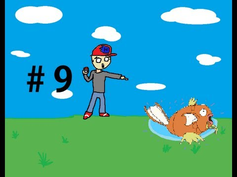 pokemon diamond: frickin kyogre: ep 9