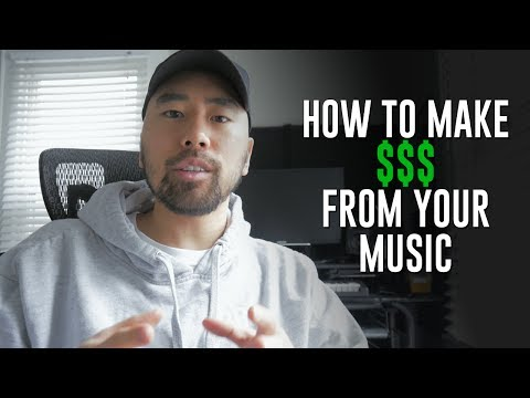 How To Make MONEY From Your Music - Artist and Producer Tips