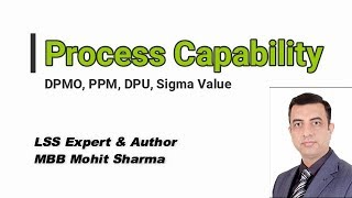 How to Calculate Process Sigma value, DPMO, DPU & PPM with easy Examples | MBB Mohit Sharma