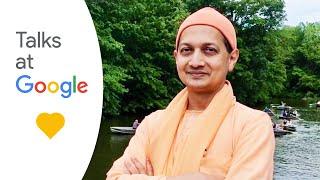 Swami Sarvapriyananda   Consciousness — The Ultimate Reality   Talks at Google