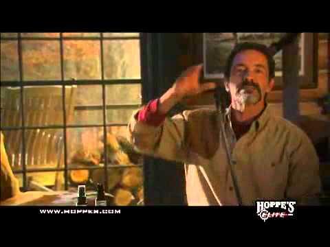 Hoppes.com Hoppe's Elite Commercial (How to say Hoppe's #9)