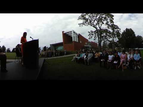 2016 Naturalization Ceremony at Fort McHenry