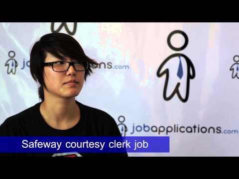 Safeway Interview - Courtesy Clerk