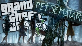 Download THE NEW PET SEMATARY MOVIE MOD (GTA 5 PC Mods Gameplay) Video