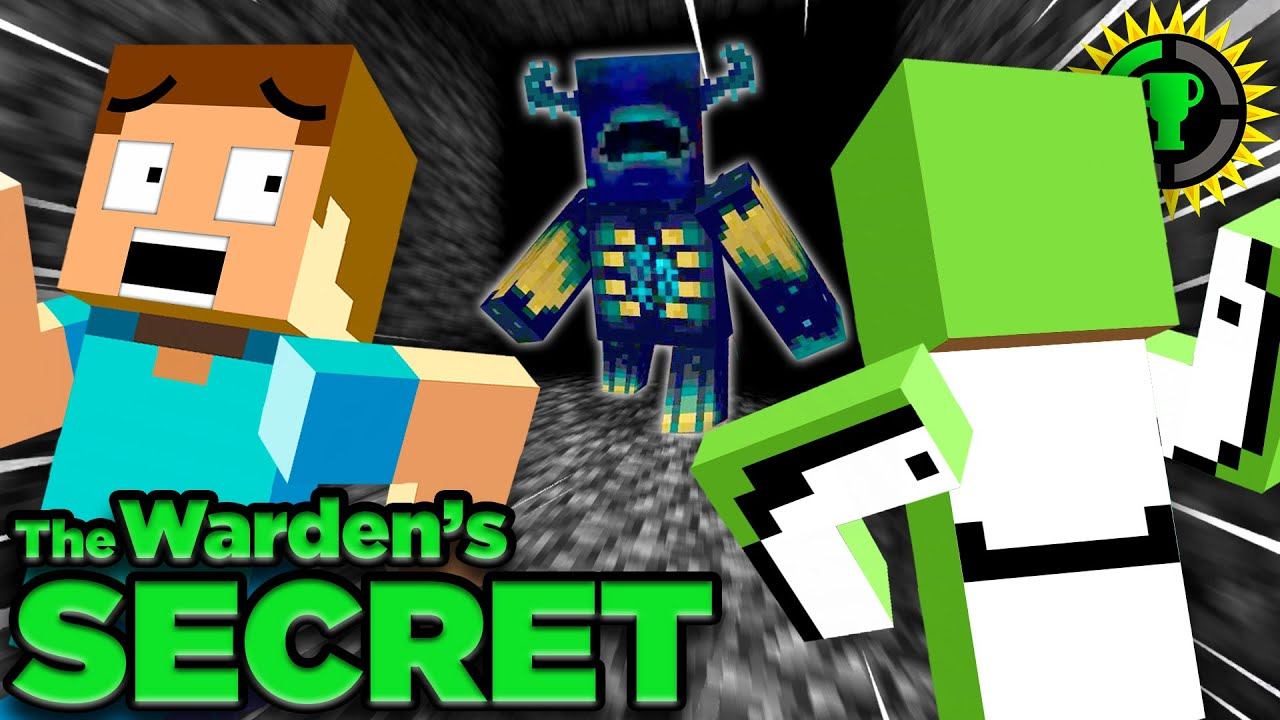 Game Theory: The Minecraft Warden... SOLVED! w/ Dream